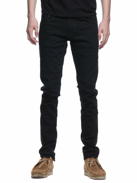 Jeans - Tight Terry [everblack] 2