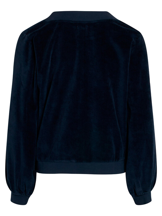 Klitmøller Collective Sweatshirts Laila [navy] jetzt im Onlineshop von zündstoff bestellen