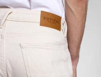 vegane Kuyichi jeans Jim mit jacron
