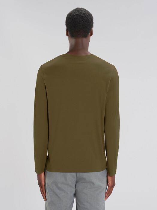 zündstoff.basics Longsleeves Samson [diverse Farben] M, british khaki jetzt im Onlineshop von zündstoff bestellen