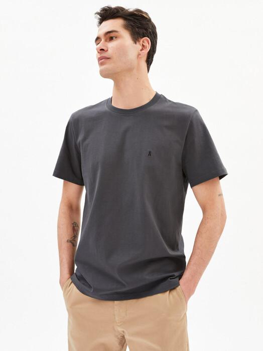 ARMEDANGELS T-Shirts Aado [acid black] jetzt im Onlineshop von zündstoff bestellen