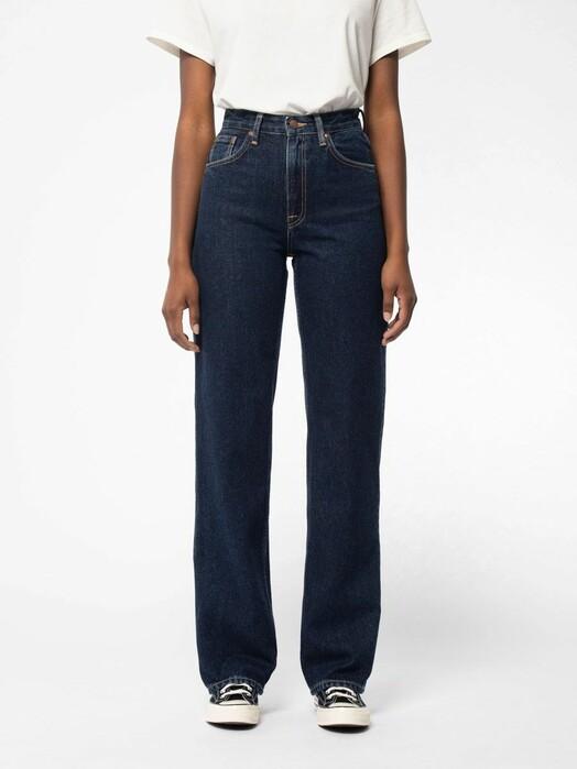 nudie Jeans Jeans Clean Eileen [heavy rinse] jetzt im Onlineshop von zündstoff bestellen