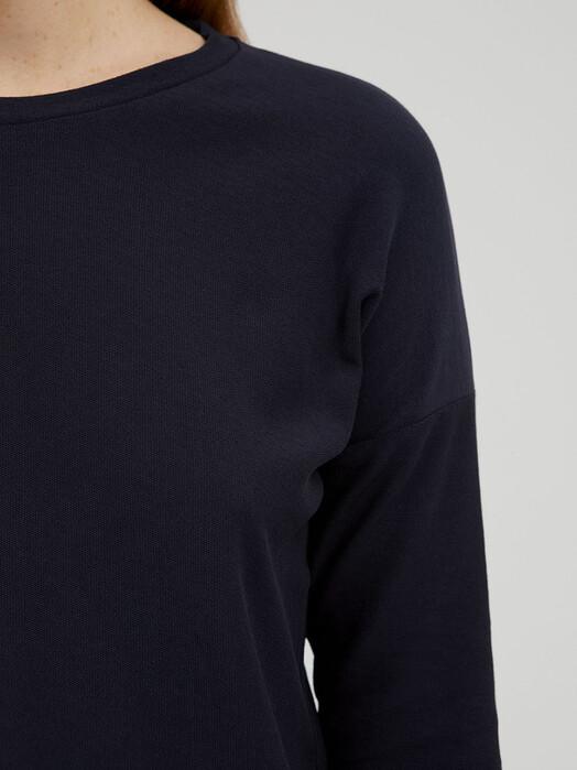 ARMEDANGELS Longsleeves Palinaa Knitted [night sky] S jetzt im Onlineshop von zündstoff bestellen