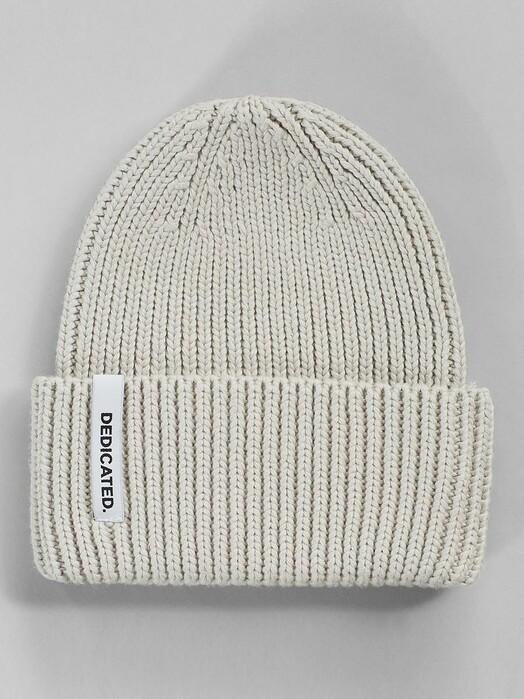 Dedicated Mützen Beanie Narvik [light grey] One Size jetzt im Onlineshop von zündstoff bestellen
