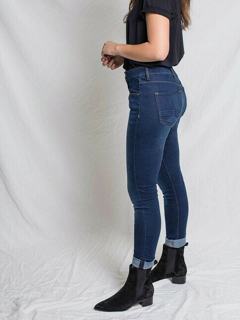 Kuyichi Jeans Carey Super Skinny [dark blue]