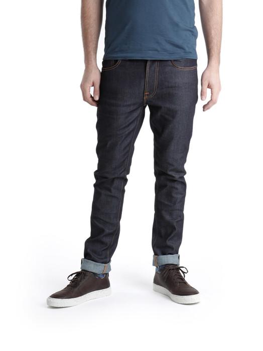 nudie Jeans Jeans Lean Dean [dry 16 dips] jetzt im Onlineshop von zündstoff bestellen