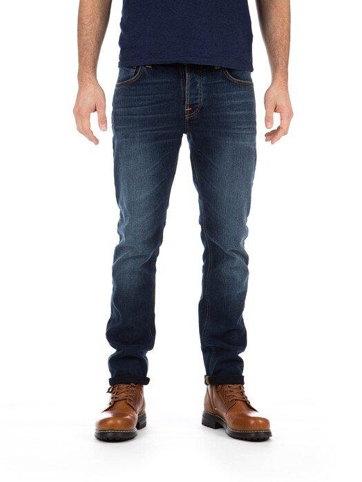 nudie Jeans Jeans Grim Tim [ink navy] 29, 32 jetzt im Onlineshop von zündstoff bestellen