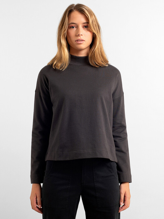 Dedicated Sweatshirts Lerdala [charcoal] jetzt im Onlineshop von zündstoff bestellen