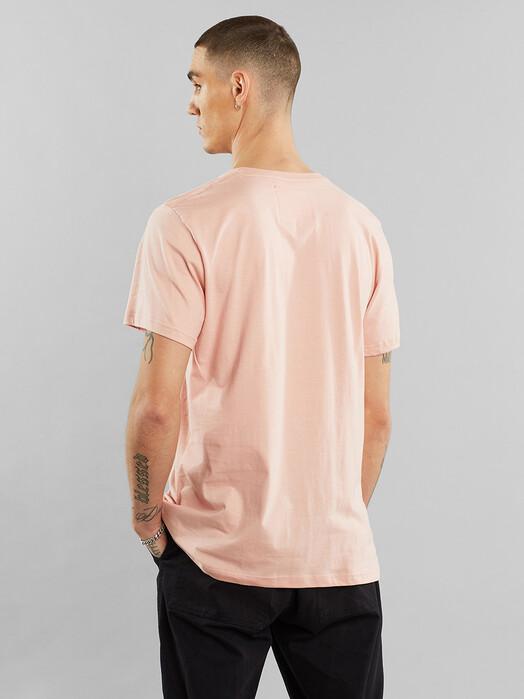 Dedicated T-Shirts Stockholm Wild at Heart [pink] jetzt im Onlineshop von zündstoff bestellen