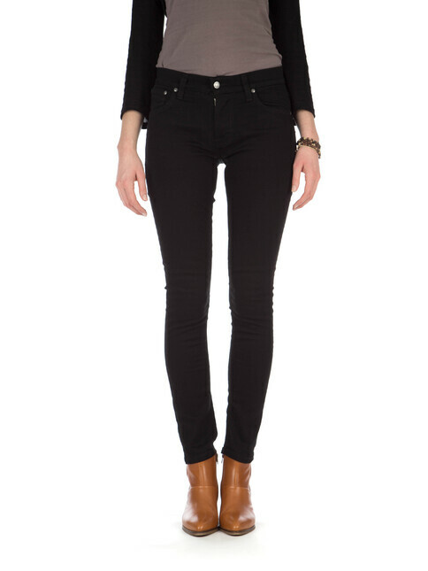 nudie Jeans Tight Terry [everblack]