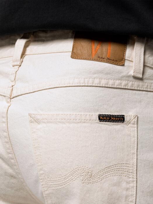 nudie Jeans Jeans Gritty Jackson [dusty white] jetzt im Onlineshop von zündstoff bestellen