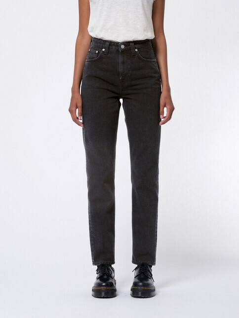 nudie Jeans Breezy Britt [black worn]