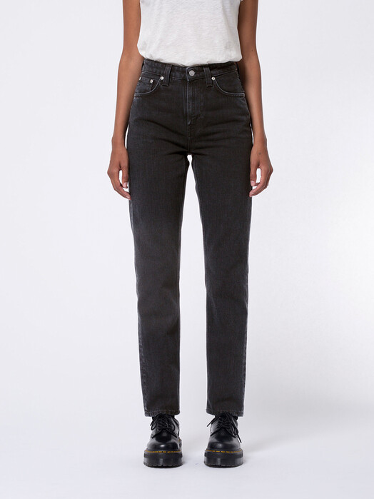 Jeans - Breezy Britt [black worn] 1