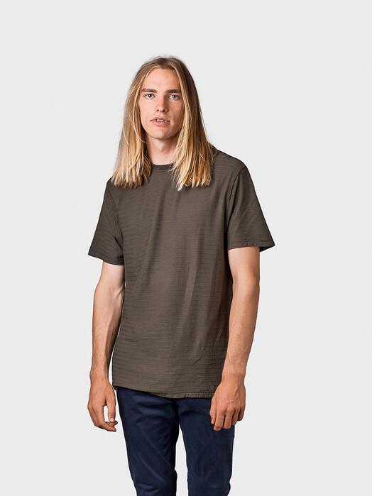 Klitmøller Collective T-Shirts Lauge [olive] jetzt im Onlineshop von zündstoff bestellen