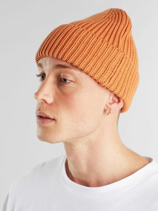 Dedicated Mützen Beanie Narvik [washed orange] One Size jetzt im Onlineshop von zündstoff bestellen