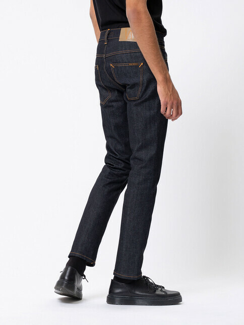 nudie Jeans Grim Tim [dry true navy]