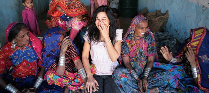 Safia Minney Gründerin von People Tree
