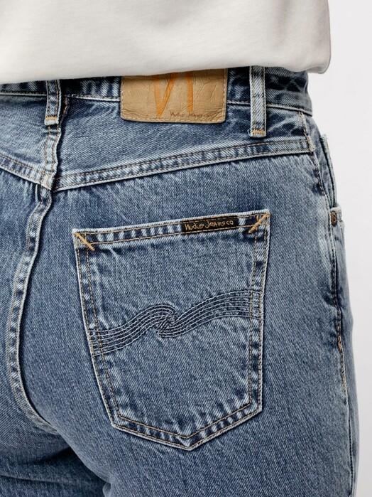 nudie Jeans Jeans Clean Eileen [gentle fade] jetzt im Onlineshop von zündstoff bestellen
