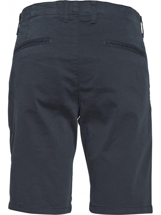 Knowledge Cotton Apparel  Shorts Chuck Regular Chino Shorts [total eclipse] 31 jetzt im Onlineshop von zündstoff bestellen