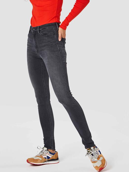 Jeans - Christina High [rover vintage black] 1