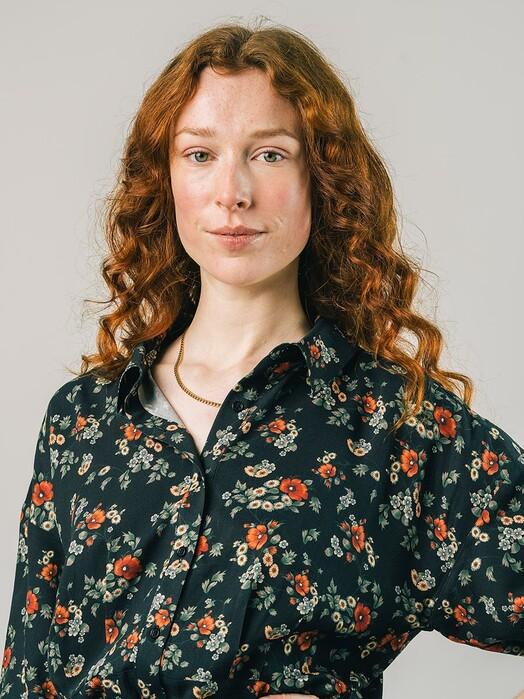 Brava Fabrics Kleider Dalia Long Dress [black] L jetzt im Onlineshop von zündstoff bestellen