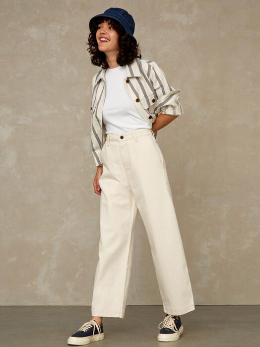 K.O.I. Jeans Jeans Leila [ecru] jetzt im Onlineshop von zündstoff bestellen