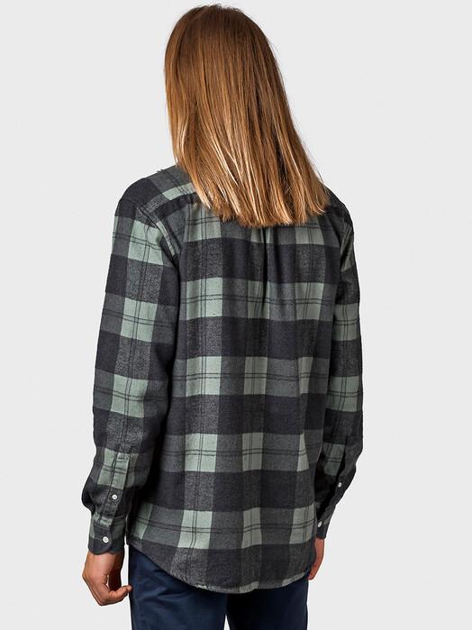Klitmøller Collective Hemden & Polos Nikolaj [olive/black] L jetzt im Onlineshop von zündstoff bestellen