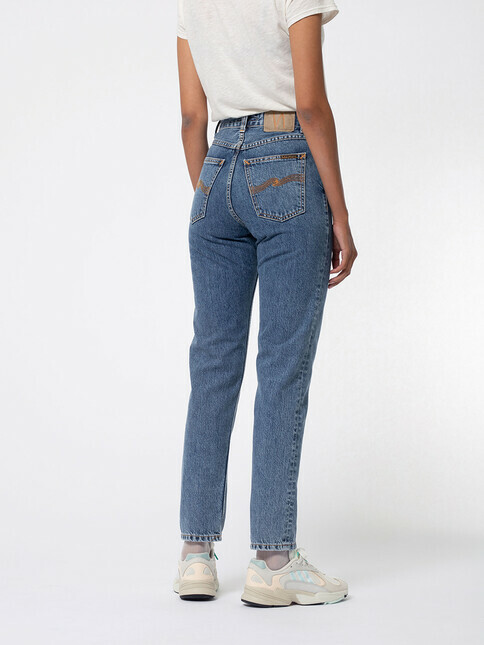 nudie Jeans Breezy Britt [friendly blue]