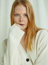 People Tree  Strickpullover & Cardigans Jasmine Cardigan [cream] jetzt im Onlineshop von zündstoff bestellen