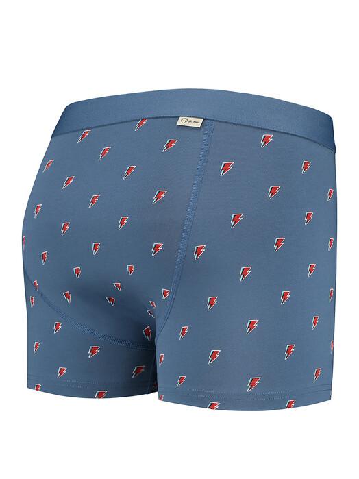 A-dam Underwear Unterwäsche  Boxerbrief Daaf [foggy blue] jetzt im Onlineshop von zündstoff bestellen