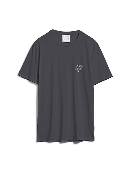 ARMEDANGELS T-Shirts Jaames Struggle [acid black] L jetzt im Onlineshop von zündstoff bestellen