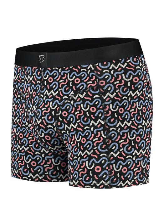A-dam Underwear Unterwäsche  Boxerbrief Melle [multicolor] jetzt im Onlineshop von zündstoff bestellen