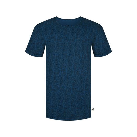 bleed clothing T-Shirts Paisley T-Shirt [blau] S jetzt im Onlineshop von zündstoff bestellen