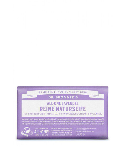 Kosmetik - Barsoap Lavendel 1